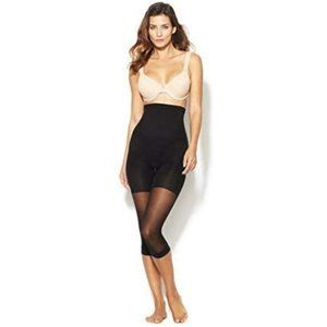 Spanx Fabulous Footless All Day Shaping Tights 6/F